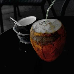 椰子比苹果大